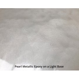 Metallic Pigments for Epoxy Resin - PEARLESCENT 50, 100, 250 grams