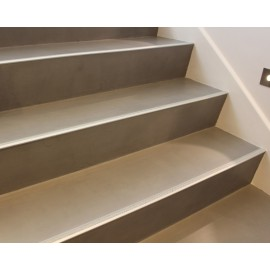 13 mm PVC Stair Nosing Inserts 250 CM Various Colours