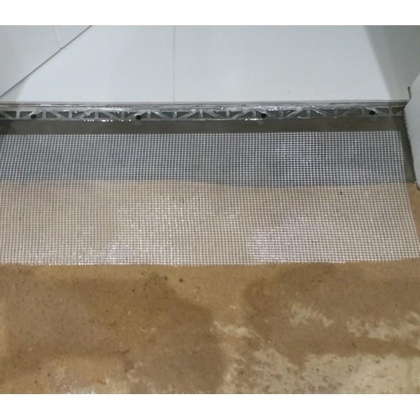 Fibreglass Mesh 50 m2/ 160g/ 4x4 mm