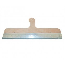 """22"""" Notched Leveller for Replaceable Notched Tooth Blades"""