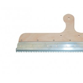 Notched Leveller for Replaceable Notched Tooth Blades 56 cm/ 22""