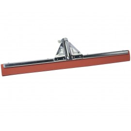 "22"" Red Rubber Squeegee"