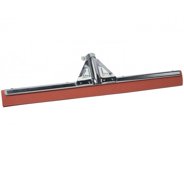 """22"""" Red Rubber Squeegee"""